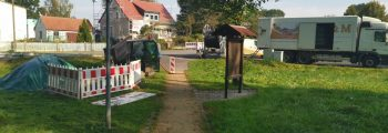 Durch den Schöps in Girbigsdorf